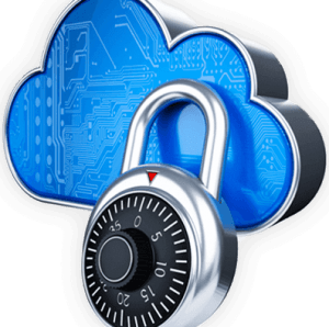 data lock down and encryption V2 Cloud